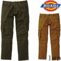 Dickies作業服作業着D-1235カーゴパンツ「M-6L」(年間)